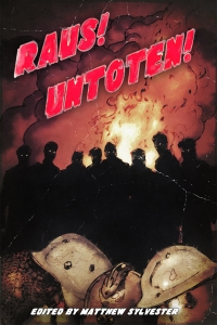 Raus! Untoten! cover by Jeff Preston