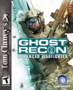 Ghost Recon - When gaming was truly awesome.