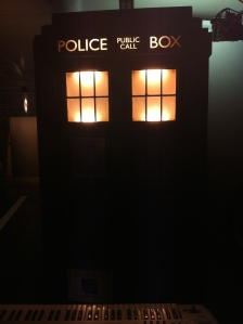 This was a pretty damn cool TARDIS