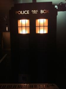 This was a pretty damn cool TARDIS