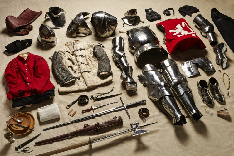 Yorkist Man at Arms - Battle of Bosworth 1485